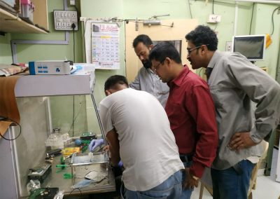 data recovery class practical