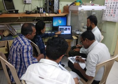 data recovery training at surat nov 2018